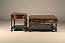 (2) Pieces Hooker Seven Seas Furniture