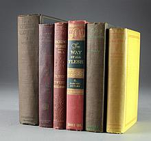 (6) Early 20th Century Novels,  Etc.