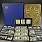 (6) Proof Silver Coin, Uncut Bills, Stamps, Old Bills, Etc.