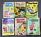 (33) 1950's Comic Books