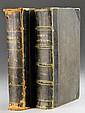 (2) 19th Century Library Bound Ladies Magazines