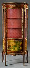 A French Rosewood Vitrine