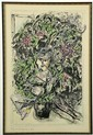 Marc Chagall Lithograph in Color on Wove Paper