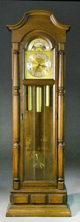 Molyneaux Grandfather's Clock