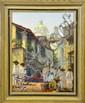 Jose Antonia Velasquez Oil Painting On Canvas