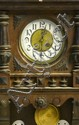 Eastlake Wall Clock