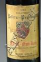 (5) Bottles Of Vintage French Wine