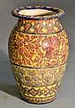 Large Antique Italian Ceramic Urn
