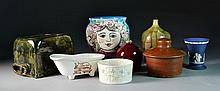 (8) Pc Porcelain and Pottery Incl. Wedgwood & Belleek