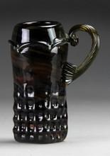 Fritz Driesbach Art Glass Stein
