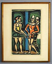 Georges rouault paintings