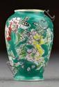 (10) Pcs. Chinese Miniature Porcelain Vases & Jars