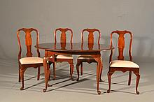 (6) Pc. Queen Anne Style Dining Set