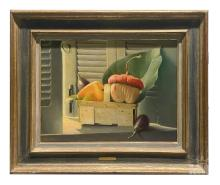 Betti Bernay (1926-2010) Still Life Oil Painting