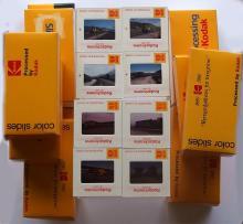 400+ RAILROAD PHOTOGRAPHIC SLIDES