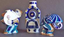 COLLECTION OF SARGADELOS MID CENTURY POTTERY