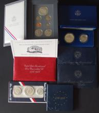 COLLECTION OF U.S. SILVER COINS