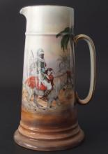 ROYAL BAYREUTH SCENIC PITCHER
