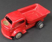 RICHMOND PRESSED STEEL DUMP TRUCK