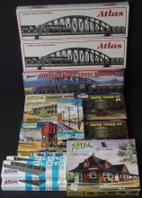 LOT OF ATLAS TRAIN ACCESSORIES MIB