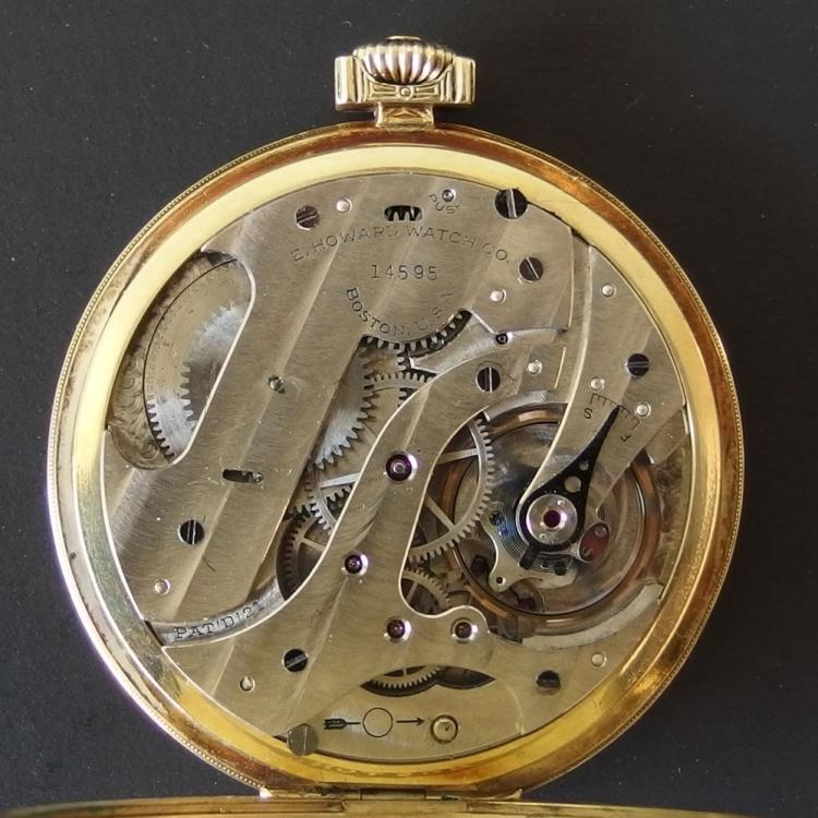dating a howard pocket watch How to date or determine the age of a vintage wrist or pocket watch.