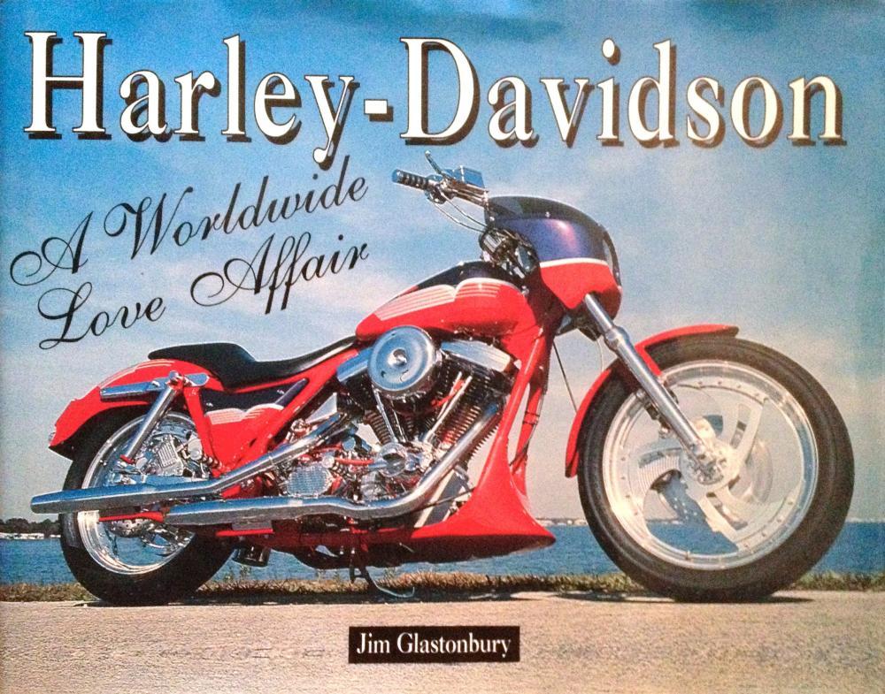 """Harley Davidson """"A Love Affair"""""""