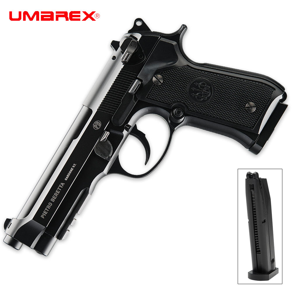 Lot 27: Beretta M92 A1 Air Pistol