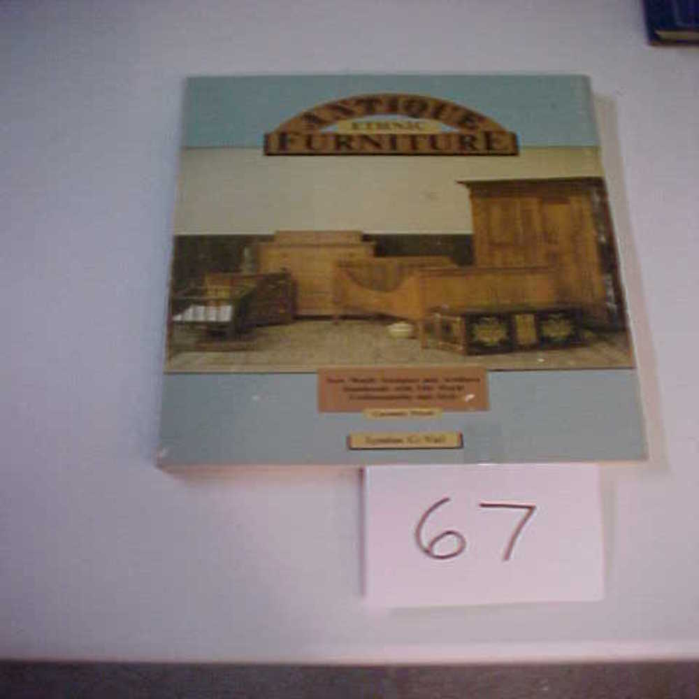 Antique Ethnic Furniture with Prices by Lyndon C. Viel