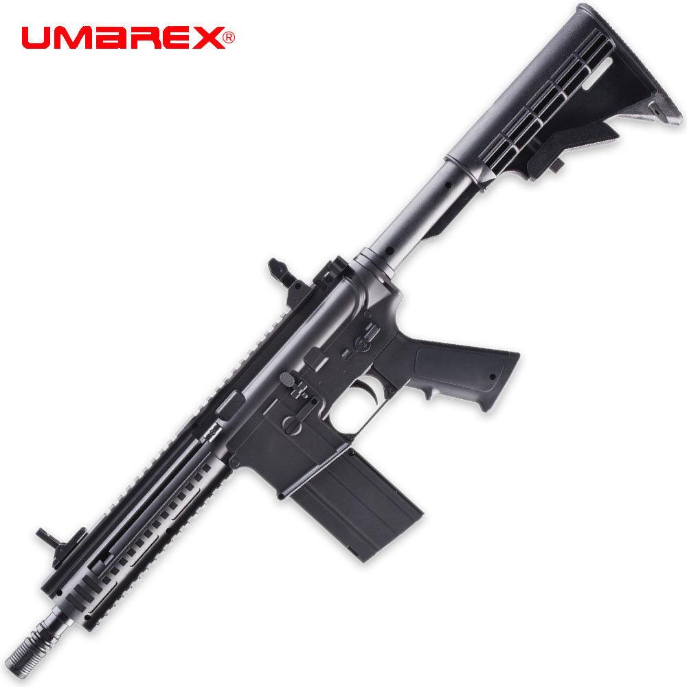 Lot 19: Umarex Steel Force M4 Air Rifle