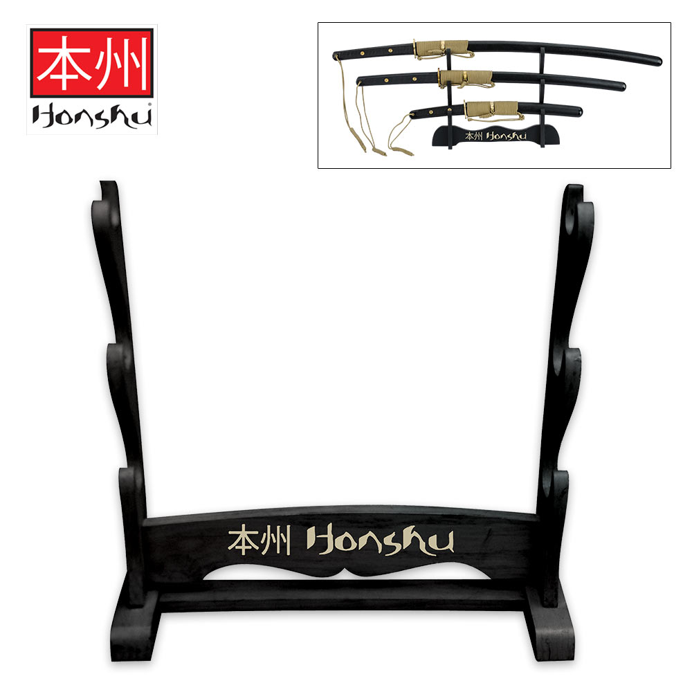 Lot 326: Honshu Collector's Edition Display Stand
