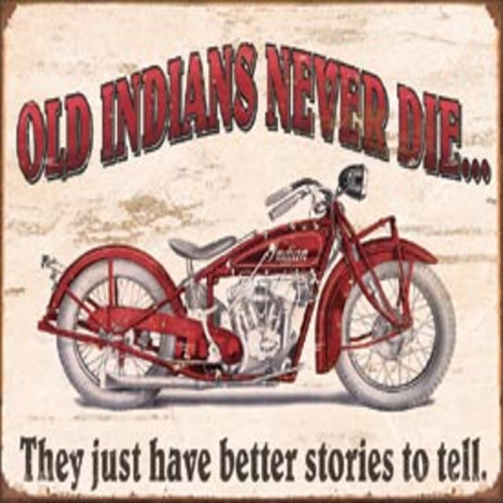 "Lot 253: Indian - Better Stories 16""Wx12.5""H SKU # 1637"
