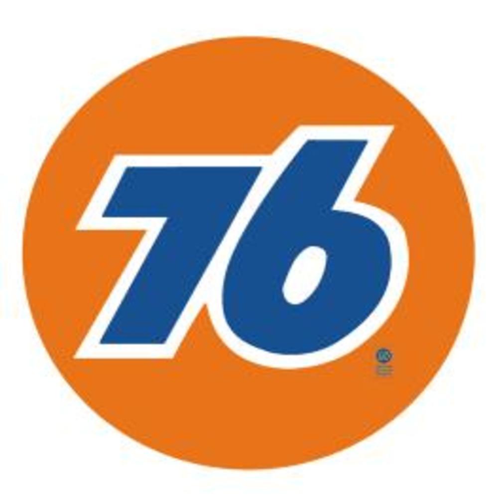 "Union 76  11.75"" Dia.  SKU # 793"