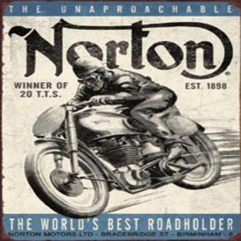 "Norton - Winner  12.5""Wx16""H  SKU # 1706"