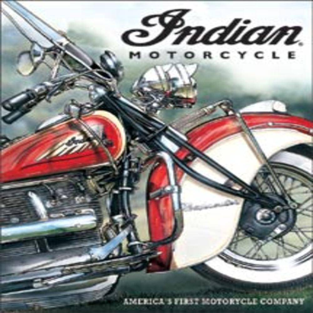 "Lot 276: Indian - America's Pioneer 12.5""W x 16""H SKU # 785"