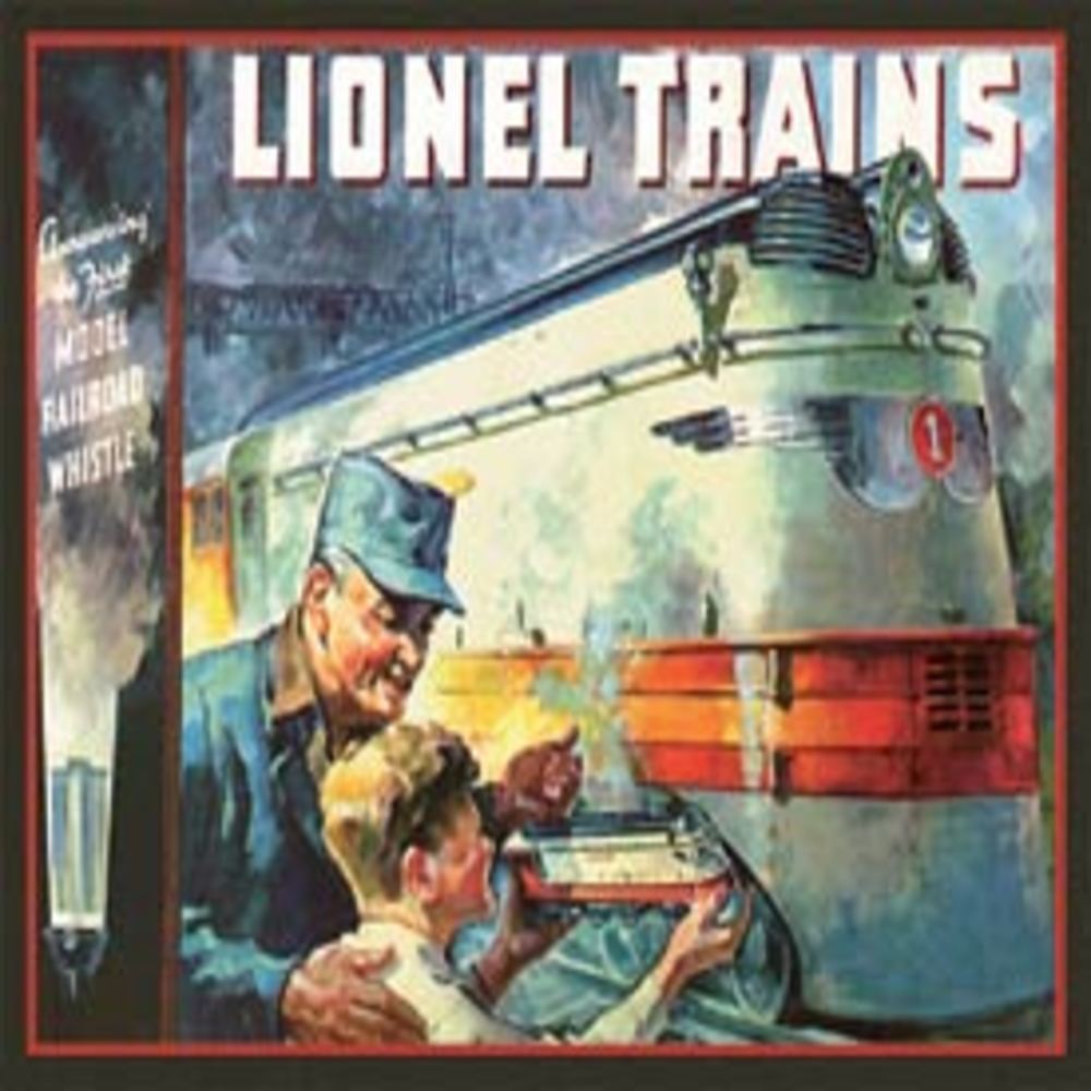 """Lionel 1935 Cover  16""""Wx12.5""""H  SKU # 2283"""
