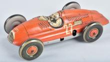 US ZONE GERMANY Tin Windup AUDI RACE CAR