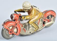 SCHUCO Tin Windup SPORT MOTORCYCLE