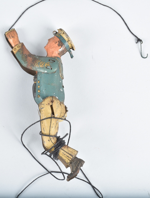 GERMAN TIN CLIMBING SAILOR