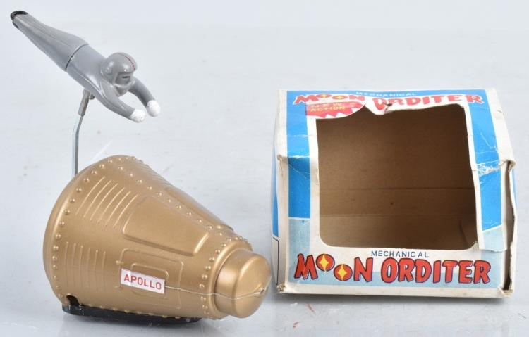JAPAN Friction MOON ORDITER w/ BOX