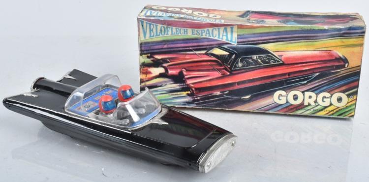 GORGO Tin Friction VELOFLECH ESPACIAL SPACE CAR