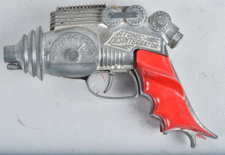 HUBLEY AUTOMIC DISINTEGRATOR SPACE CAP GUN