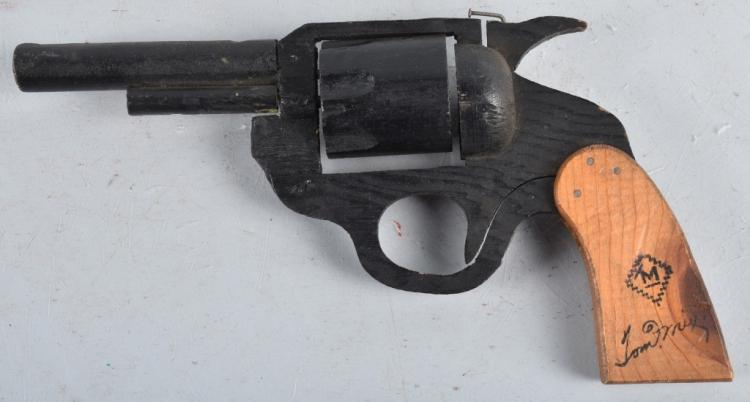 TOM MIX WOOD GUN RALSTON PREMIUM GIVEAWAY