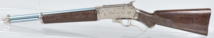 HUBLEY KELLY'S RIFLE