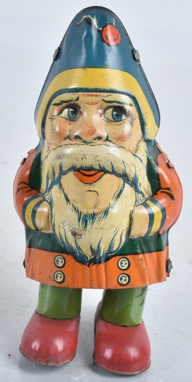 CHEIN Tin Windup GNOME