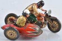 CKO Tin Windup TOURIST MOTORCYCLE