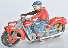 INGAP Tin Windup MOTORCYCLE