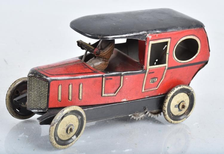G&K Tin Windup TOURING CAR