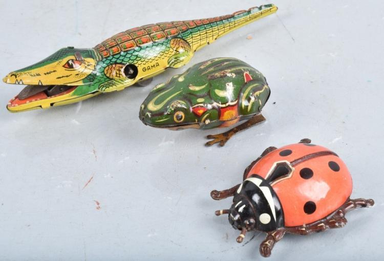 3- GERMAN Tin Mechanical ANIMALS