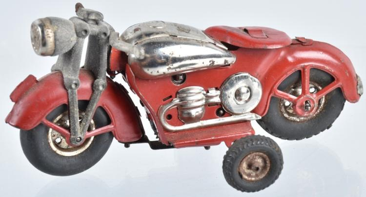 GERMAN Tin Windup MOTORCYCLE