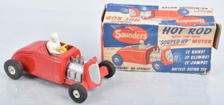 SAUNDERS Friction HOT ROD w/ BOX